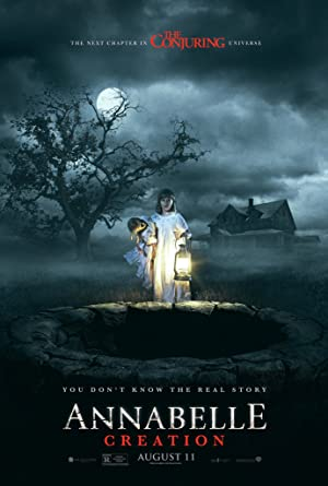 Annabelle Creation (2017) BDRip Movie Poster