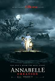 Annabelle Creation (2017)  CAMRip Hindi Dubbed MP3 770MB MKV