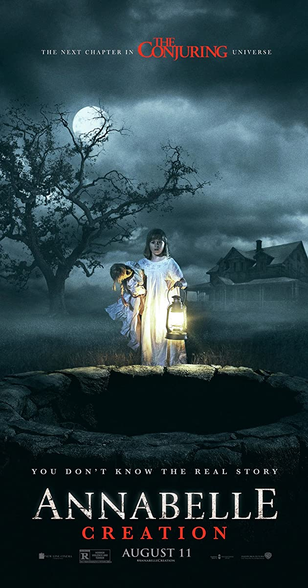 Anabelė 2 / Annabelle: Creation (2017) Online