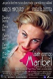 Cásate conmigo, Maribel Poster