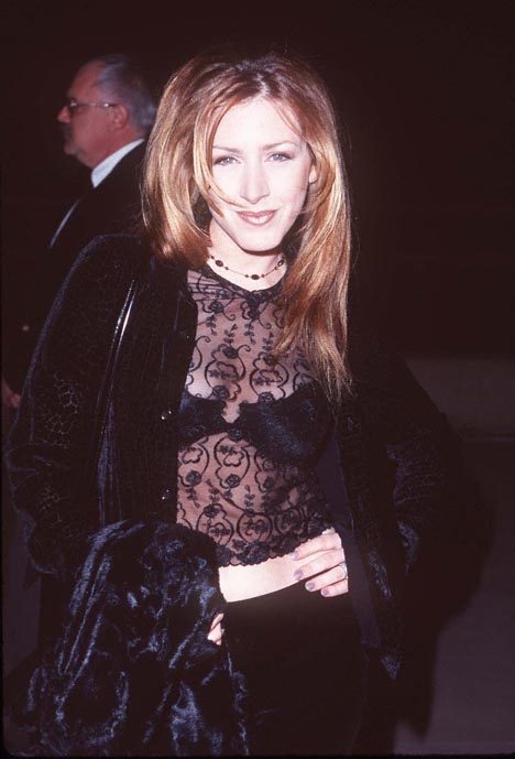 Joely Fisher at an event for Dante's Peak (1997)