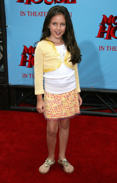 Ryan Newman at an event for Monster House (2006)