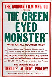The Green-Eyed Monster Poster