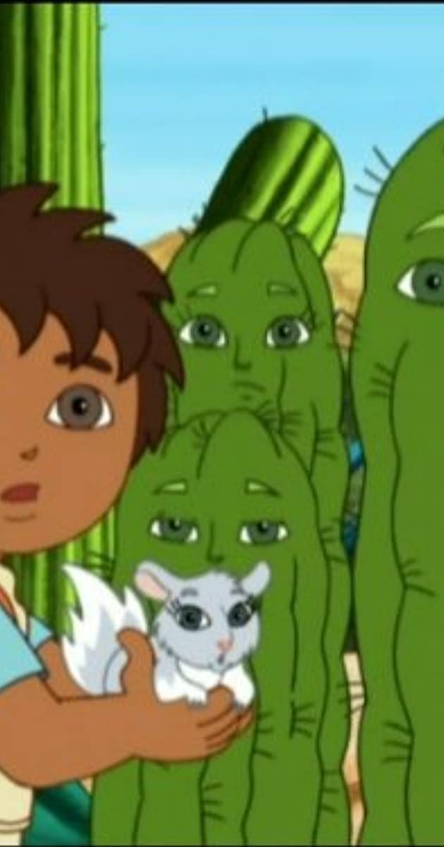 quotgo diego goquot chinta the baby chinchilla tv episode