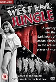 West End Jungle Poster