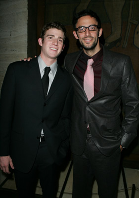 Ben Younger and Bryan Greenberg at an event for Prime (2005)
