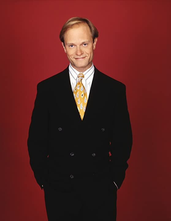 David Hyde Pierce in Frasier (1993)