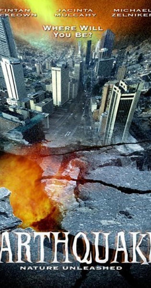 Nature Unleashed Earthquake Video 2005 Imdb
