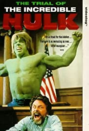 The Trial of the Incredible Hulk Poster