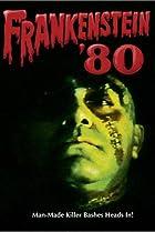 Frankenstein '80 (1972) Poster