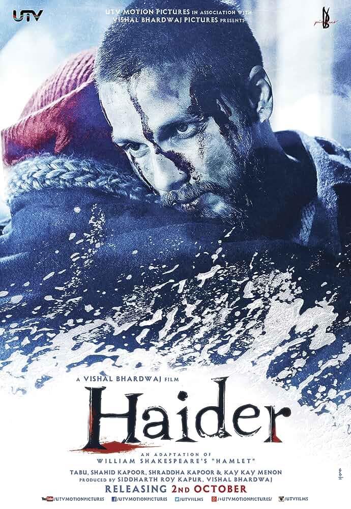 Haider Movie - Shahid Kapoor - Shraddha Kapoor - Tabu ...