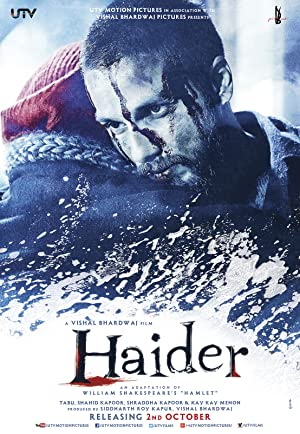Haider (2014) Download on Vidmate
