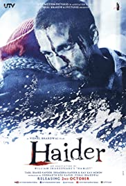 Haider (2014) Poster - Movie Forum, Cast, Reviews