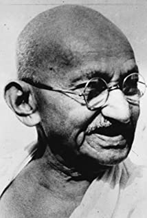 Mohandas K. Gandhi Picture