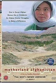 Motherland Afghanistan Poster