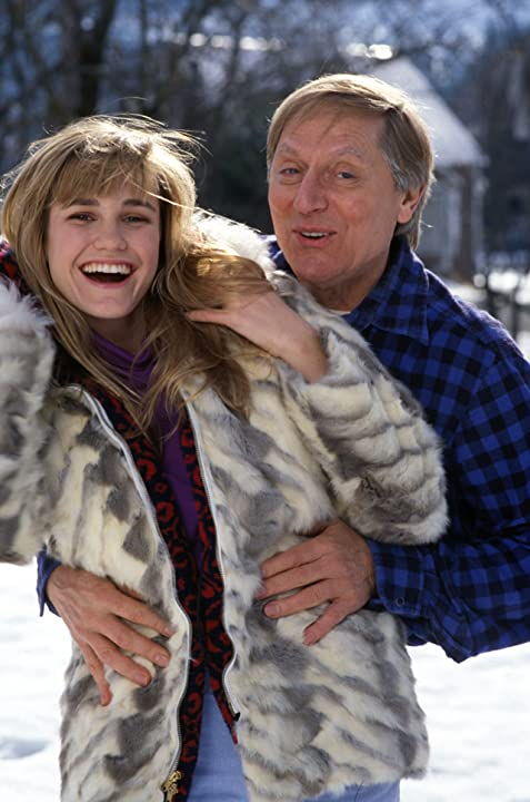 John Cullum and Cynthia Geary in Northern Exposure (1990)