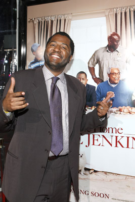 Malcolm D. Lee at Welcome Home, Roscoe Jenkins (2008)