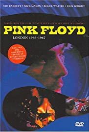 Pink Floyd London '66-'67 Poster