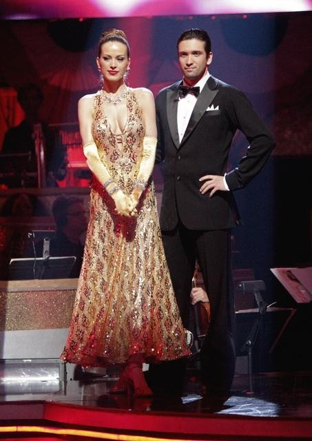 Petra Nemcova and Dmitry Chaplin in Dancing with the Stars: Episode #12.9 (2011)