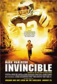 Invincible (2006) Poster - Movie Forum, Cast, Reviews