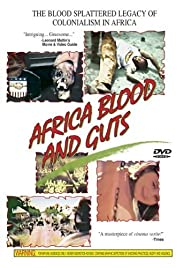 Africa addio Poster