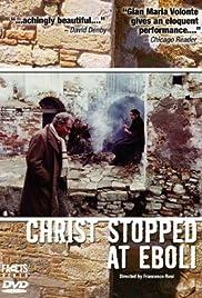 Cristo si è fermato a Eboli Poster