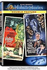 Voodoo Island Poster