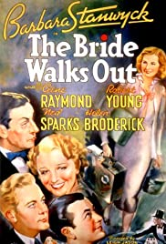The Bride Walks Out Poster