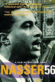 Nasser 56 Poster