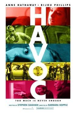 Poster Havoc
