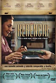 Herencia Poster