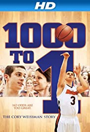1000 to 1: The Cory Weissman Story Poster