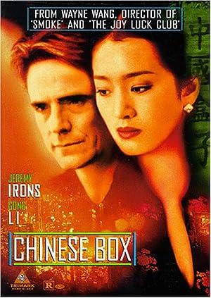 Chinese Box poster