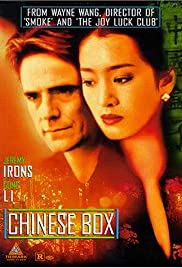 Chinese Box(1997) Poster - Movie Forum, Cast, Reviews
