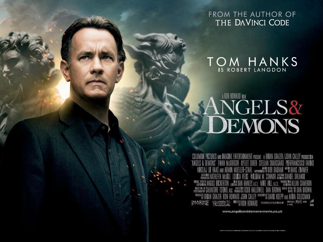 Risultati immagini per angels & demons