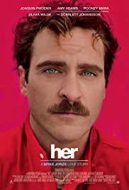 Her (2013) Poster - Movie Forum, Cast, Reviews