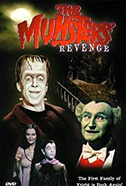 The Munsters' Revenge (1981) Poster - Movie Forum, Cast, Reviews