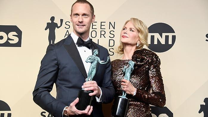 Nicole Kidman and Alexander Skarsgård