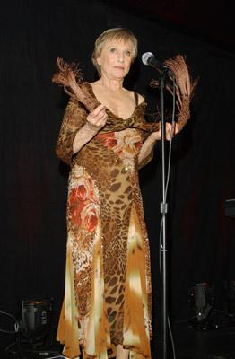 Cloris Leachman at Mrs. Harris (2005)
