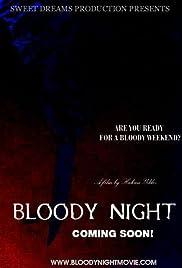 Bloody Weekend Poster