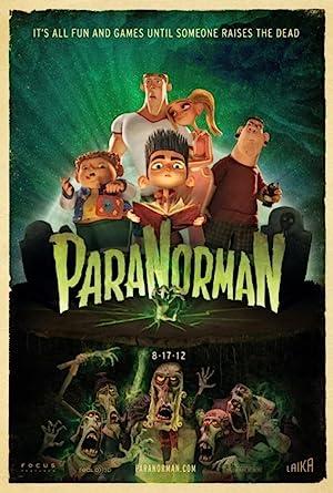 El Alucinante Mundo de Norman (ParaNorman) - 2012