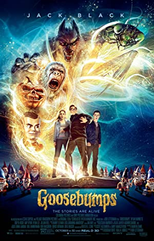 Goosebumps (English)
