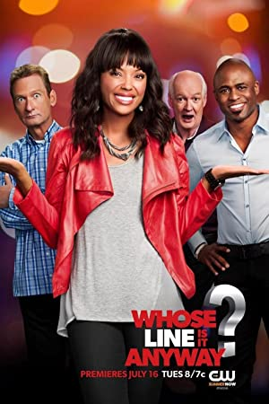 Whose Line Is It Anyway? Season 15 Episode 3