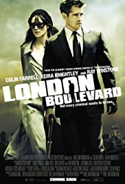 London Boulevard (2010) Poster - Movie Forum, Cast, Reviews