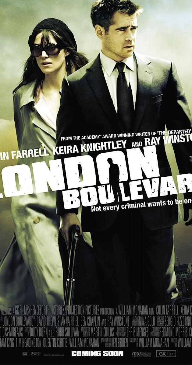Londono bulvaras / London Boulevard (2010) Online