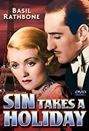 Sin Takes a Holiday (1930) Poster - Movie Forum, Cast, Reviews
