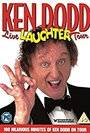 Ken Dodd: Live Laughter Tour Poster