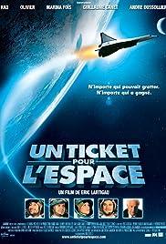 Un ticket pour l'espace Poster