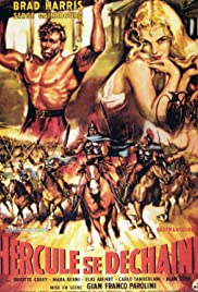 The Fury of Hercules (1962) Poster - Movie Forum, Cast, Reviews
