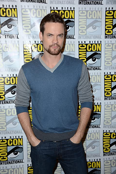 Shane West at Nikita (2010)